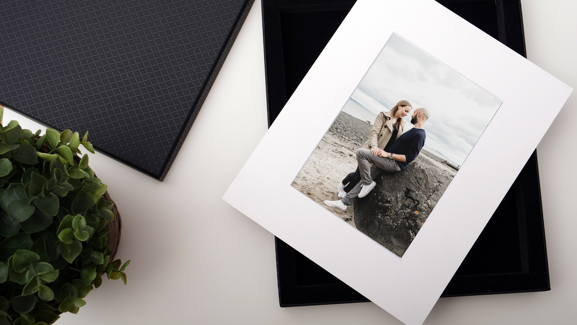 matted and mounted prints to preserve your memories